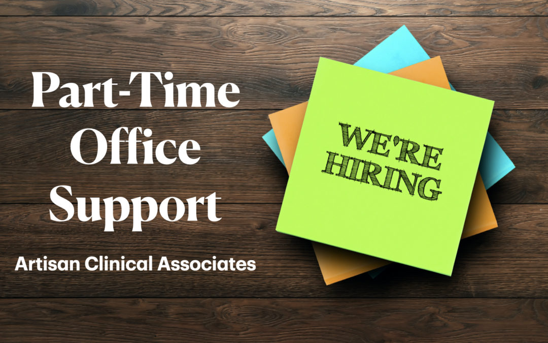 part-time office support naperville